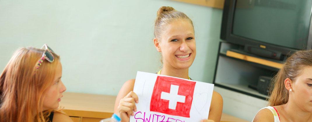 Étudiant suisse