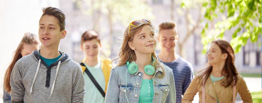 École pour jeunes