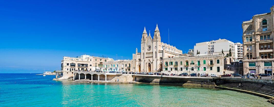 St Julians, Malte