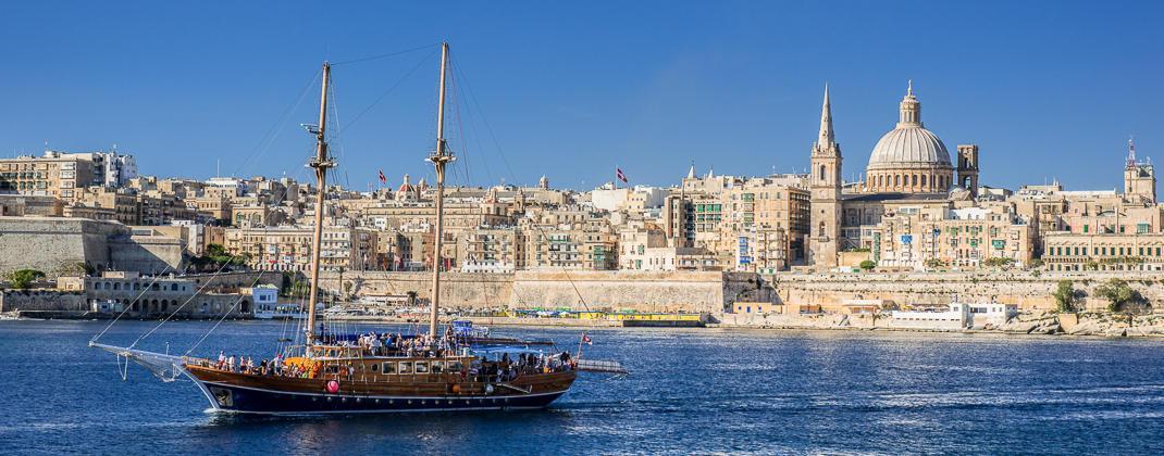 Découvrez Valletta