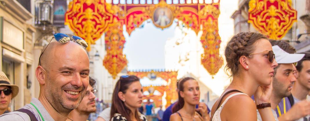 Festival à Valletta