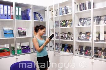 Prêt gratuit de livres et DVD à la bibliothèque