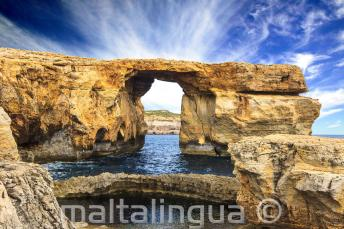 Azure Window à Gozo