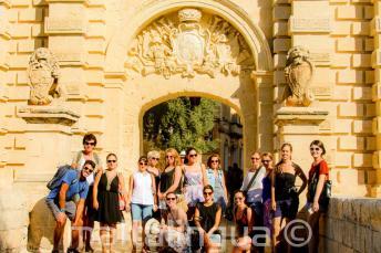 Visite guidée en anglais à Mdina