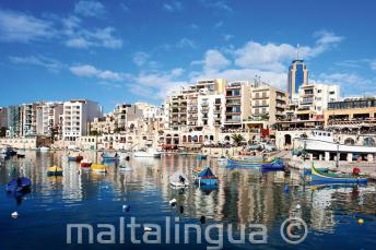 Photo de Spinola Bay, St Julians