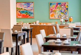 Restaurant à l'hôtel Argento