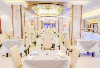Restaurant de l'hôtel Alexandra