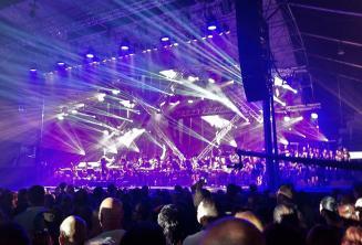 Rockestra concert de rock à Malte