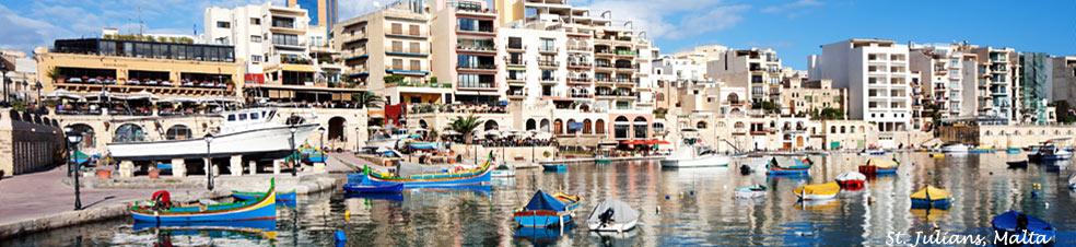 St. Julians, Malte